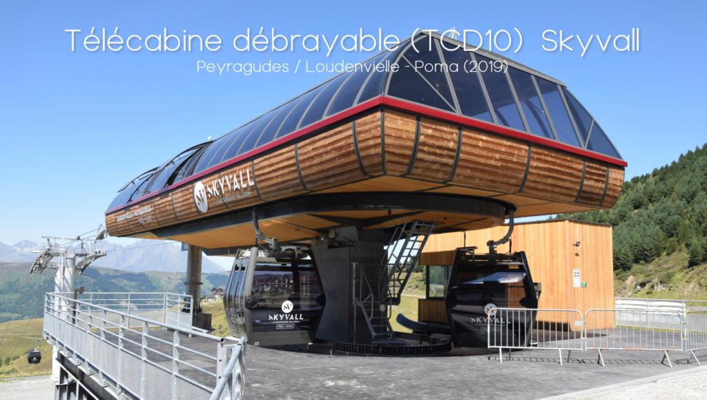 Télécabine débrayable 10 places (TCD10) Skyvall - Peyragudes / Loudenvielle Dsc_2649