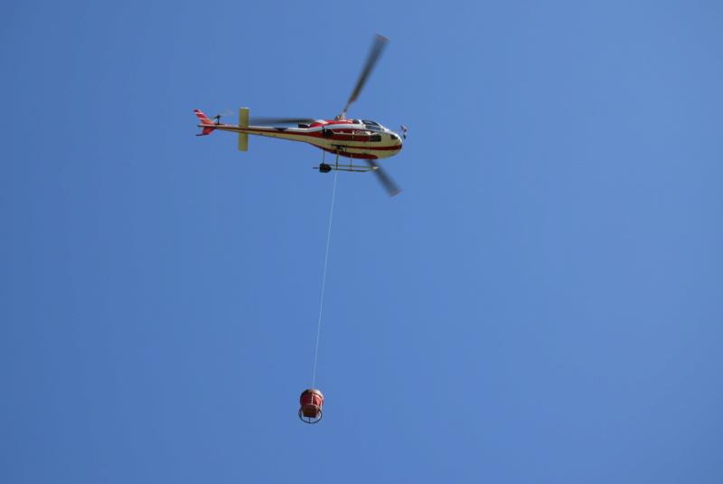 Chantiers Gourette 2019, héliportage béton Dsc_2967