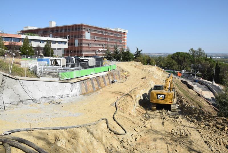 Construction téléphérique Téléo Toulouse Dsc_3195