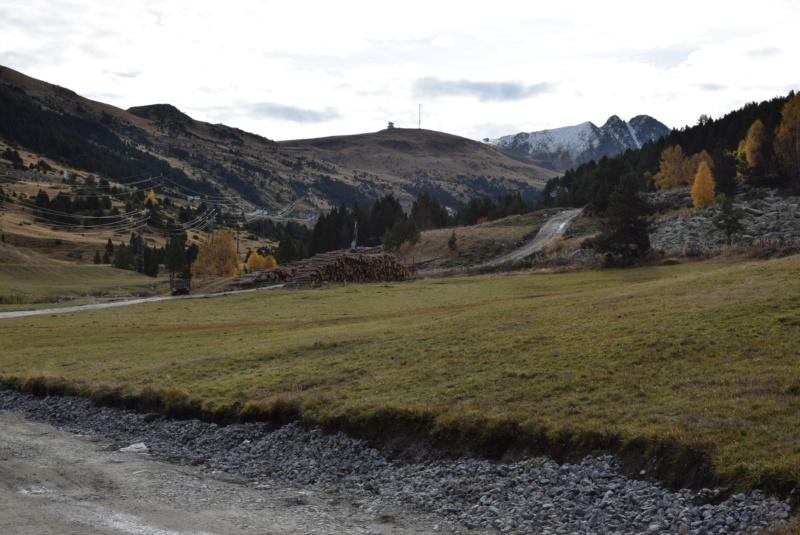 Extension, prolongation télésiège débrayable (TSD6) Pla de les Pedres Grau Roig – Grandvalira Dsc_3229