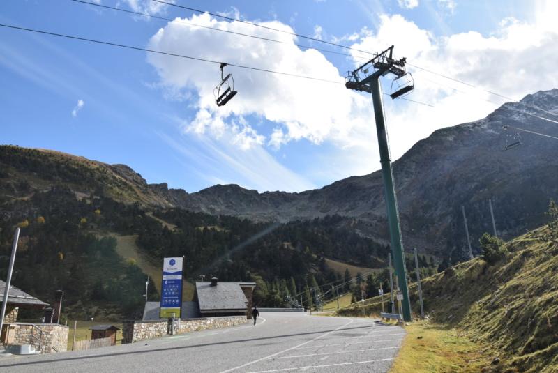 Télésiège débrayable 6 places (TSD6) La Basera - Télécadira Dsc_3287
