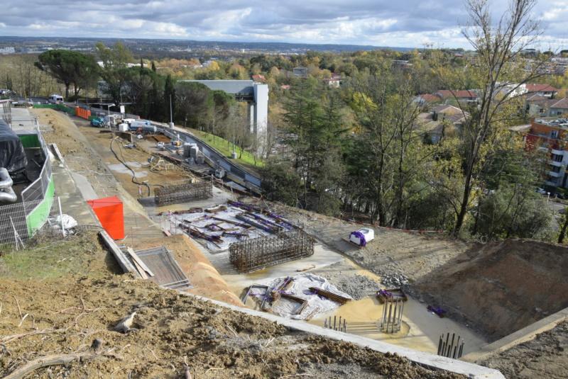 Construction téléphérique Téléo Toulouse Dsc_3351
