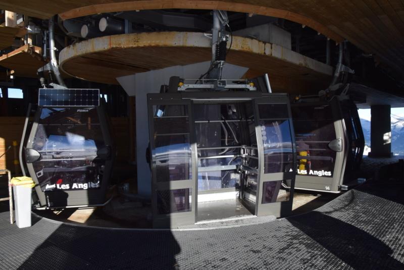 Télécabine débrayable 14 places (TCD14) les Pélerins Dsc_3401