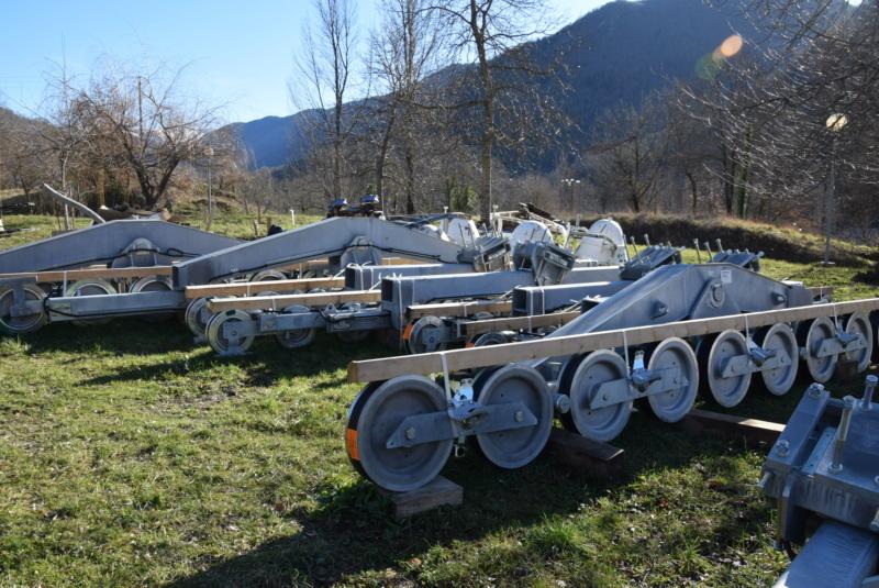 Construction téléphérique convoyeur de Talc Imerys Luzenac Dsc_3464