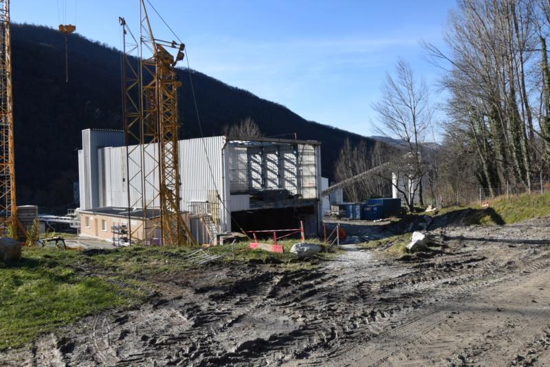 Construction téléphérique convoyeur de Talc Imerys Luzenac Dsc_3465