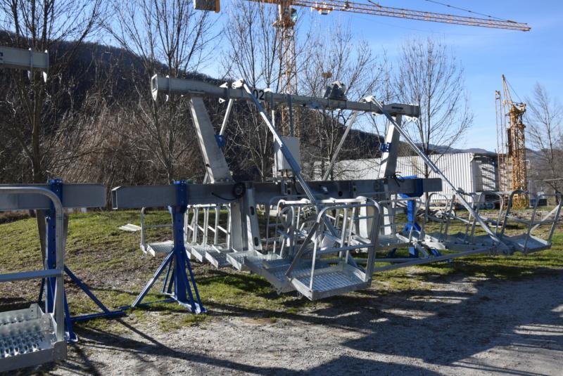 Construction téléphérique convoyeur de Talc Imerys Luzenac Dsc_3466