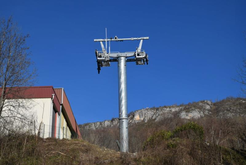 Construction téléphérique convoyeur de Talc Imerys Luzenac Dsc_3468