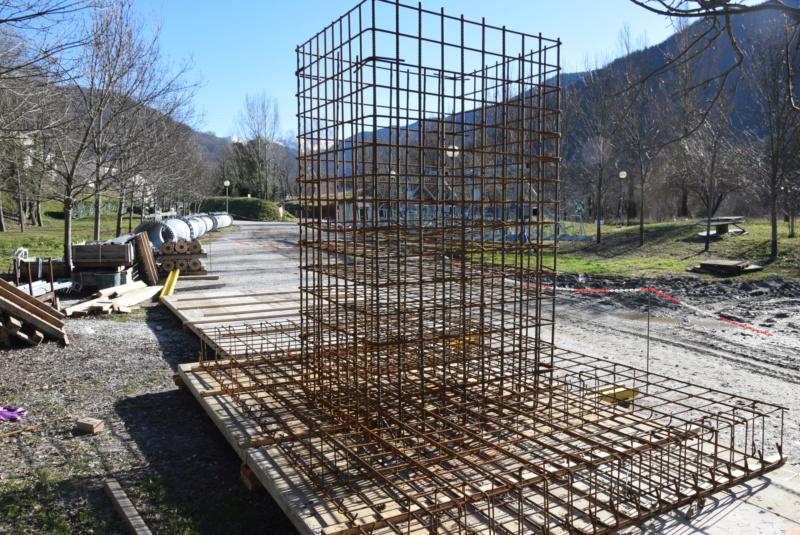 Construction téléphérique convoyeur de Talc Imerys Luzenac Dsc_3472