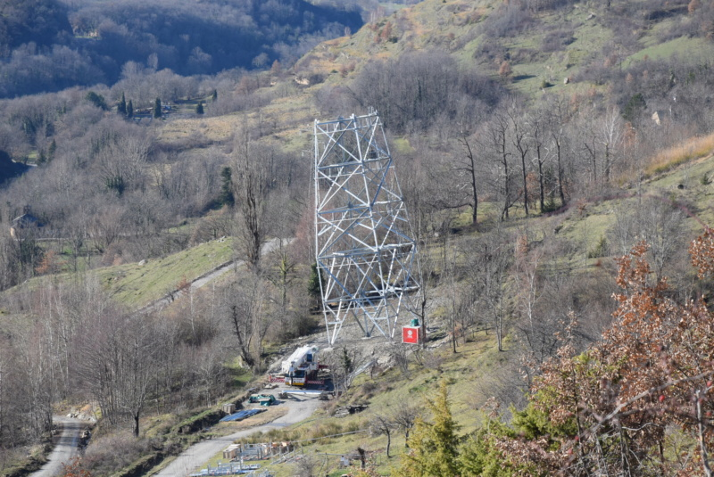 Construction téléphérique convoyeur de Talc Imerys Luzenac Dsc_3474