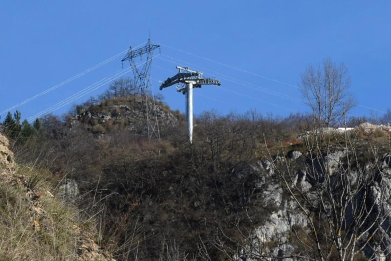 Construction téléphérique convoyeur de Talc Imerys Luzenac Dsc_3476