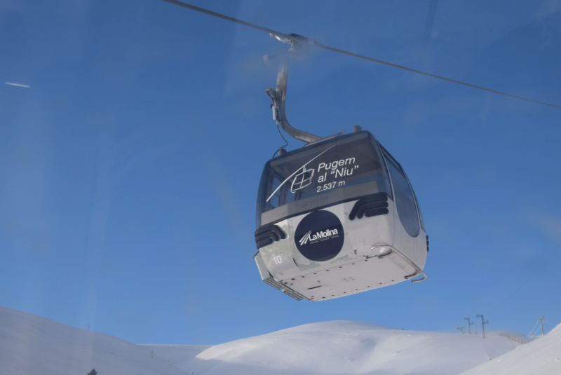 Télécabine débrayable 8 places (TCD8) Cadi-Moixero - Alp 2500 Dsc_3701