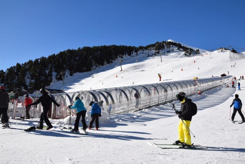Ouverture des tapis roulants cet hiver - COVID Dsc_4060