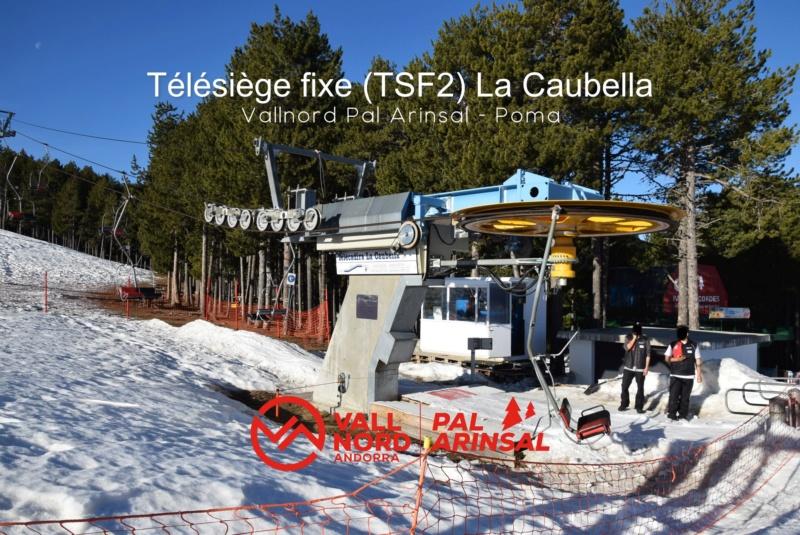 Télésiège fixe 2 places (TSF2) La Caubella - Telecadira Dsc_4122