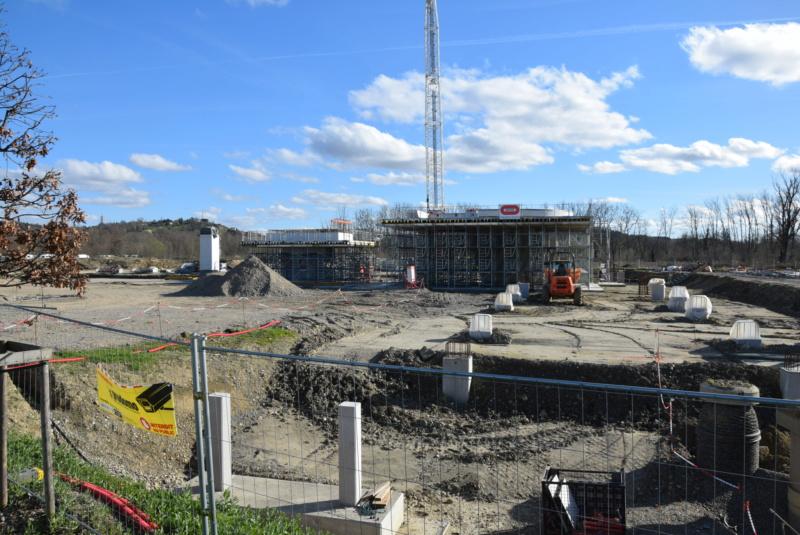 Construction téléphérique Téléo Toulouse Dsc_4377
