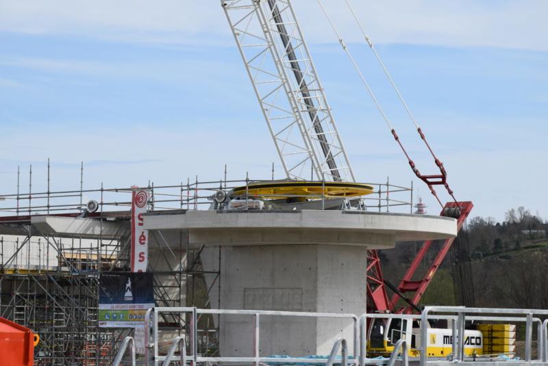 Construction téléphérique Téléo Toulouse Dsc_4601