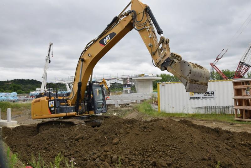 Construction téléphérique Téléo Toulouse Dsc_4725