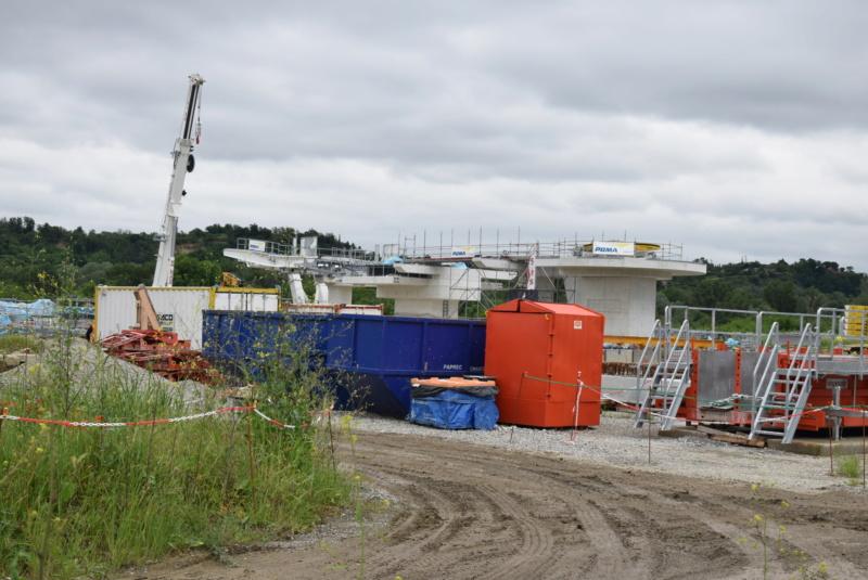 Construction téléphérique Téléo Toulouse Dsc_4726