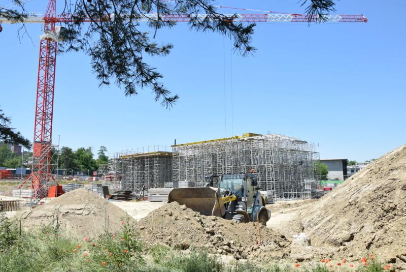 Construction téléphérique Téléo Toulouse - Page 2 Dsc_4755