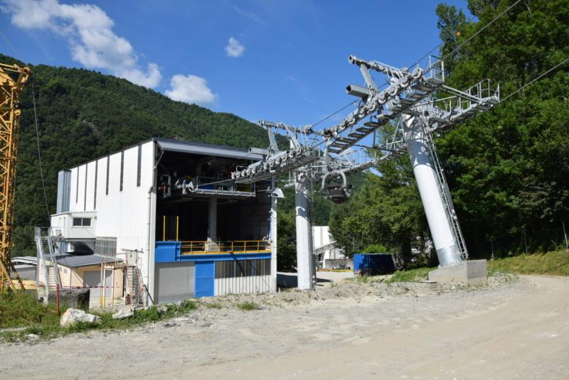 Construction téléphérique convoyeur de Talc Imerys Luzenac Dsc_4767