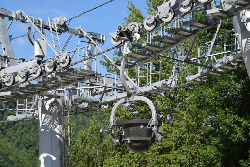 Téléphérique convoyeur de talc - Luzenac Imerys Trimouns (Poma) Dsc_4770