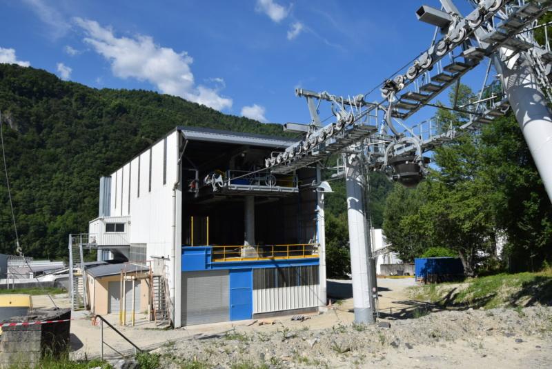 Téléphérique convoyeur de talc - Luzenac Imerys Trimouns (Poma) Dsc_4774