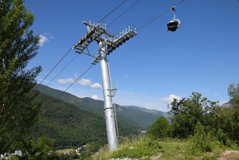 Téléphérique convoyeur de talc - Luzenac Imerys Trimouns (Poma) Dsc_4786