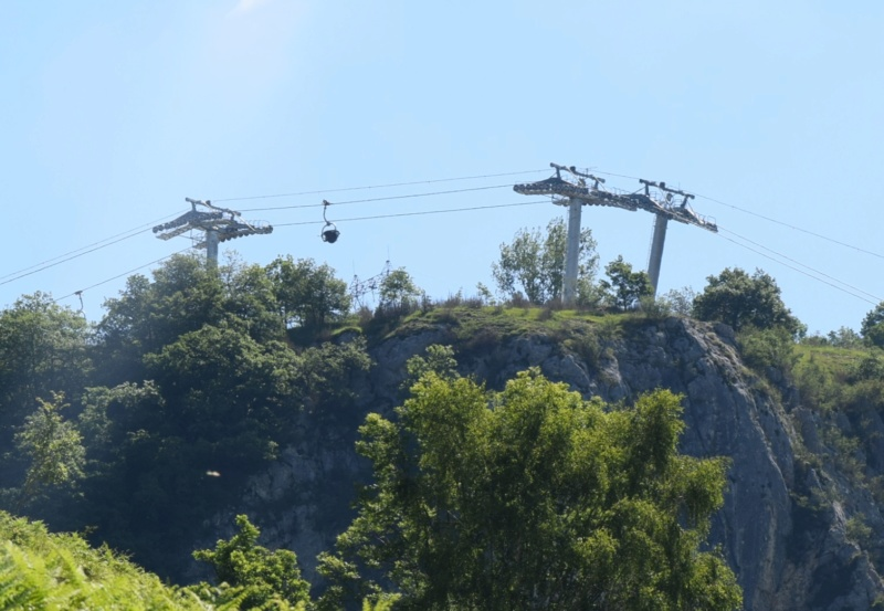 Téléphérique convoyeur de talc - Luzenac Imerys Trimouns (Poma) Dsc_4790