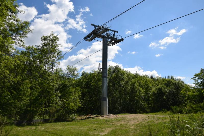 Téléphérique convoyeur de talc - Luzenac Imerys Trimouns (Poma) Dsc_4793
