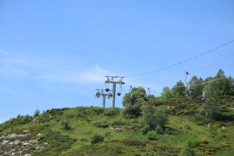 Téléphérique convoyeur de talc - Luzenac Imerys Trimouns (Poma) Dsc_4806