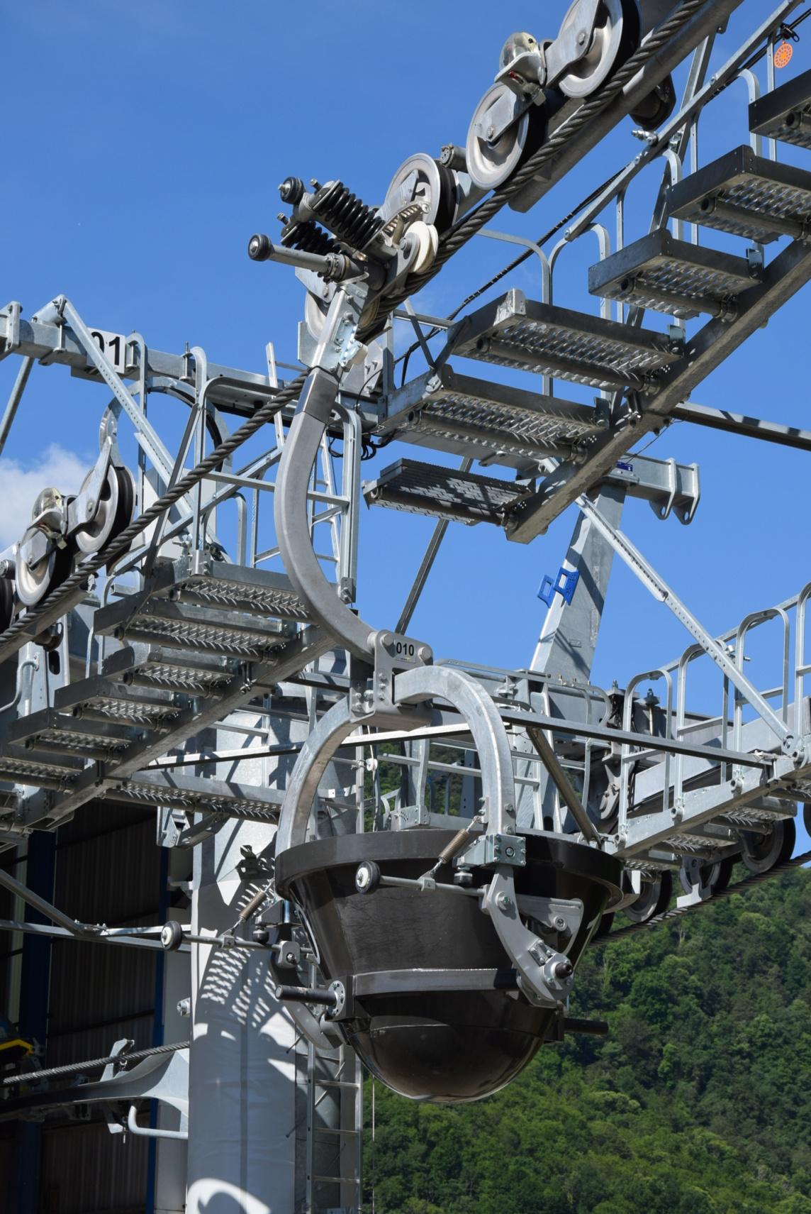 Téléphérique convoyeur de talc - Luzenac Imerys Trimouns (Poma) Dsc_4813