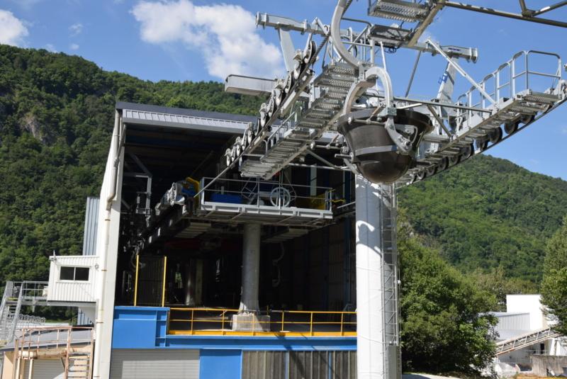 Téléphérique convoyeur de talc - Luzenac Imerys Trimouns (Poma) Dsc_4815