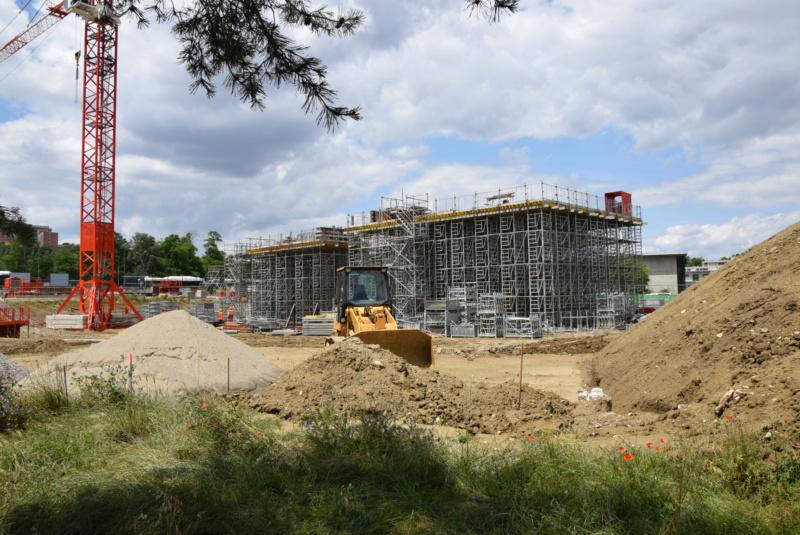 Construction téléphérique Téléo Toulouse - Page 2 Dsc_4817