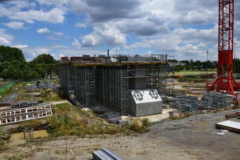 Construction téléphérique Téléo Toulouse - Page 2 Dsc_4821