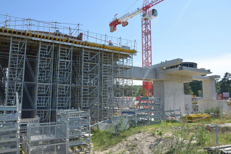 Construction téléphérique Téléo Toulouse - Page 2 Dsc_4827
