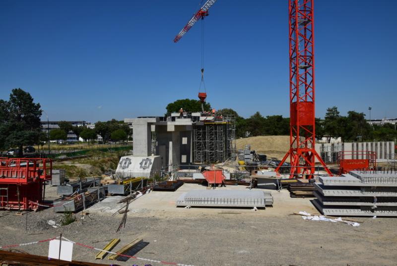 Construction téléphérique Téléo Toulouse - Page 2 Dsc_4830
