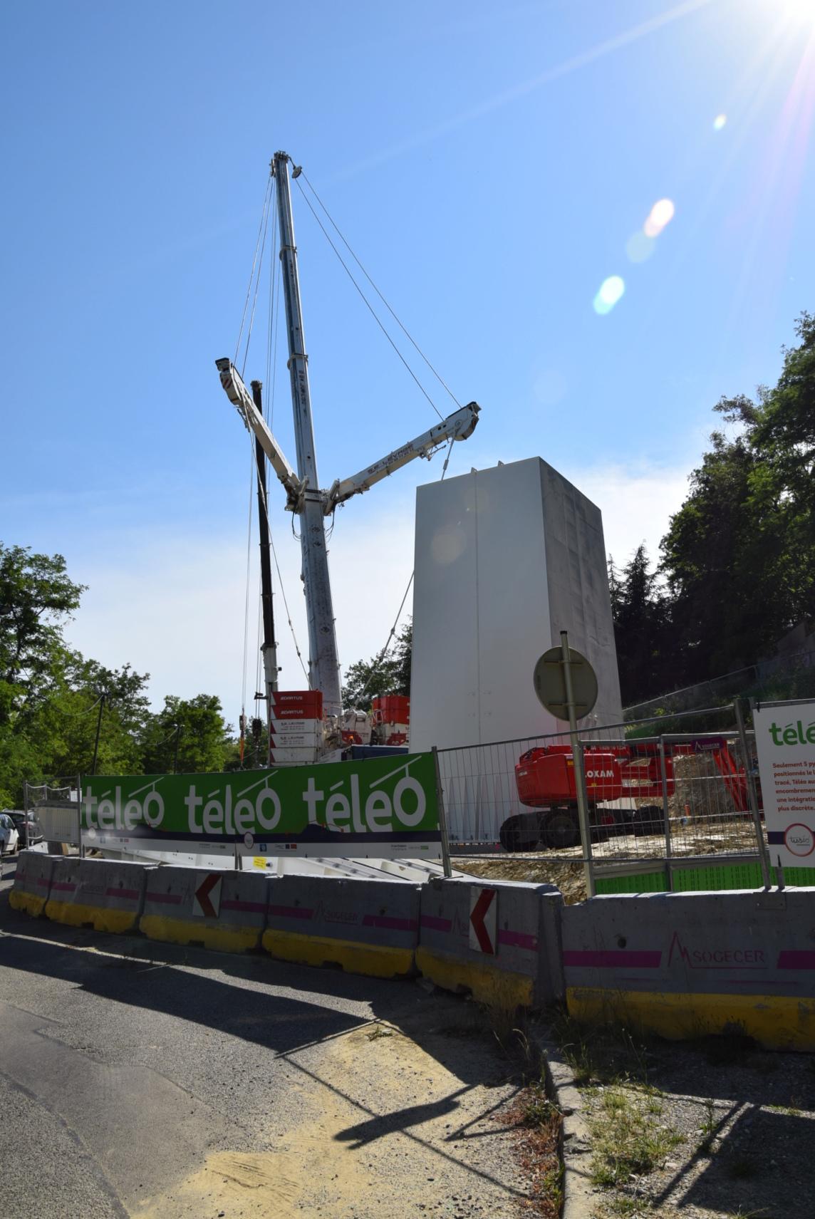 Construction téléphérique Téléo Toulouse - Page 2 Dsc_4841