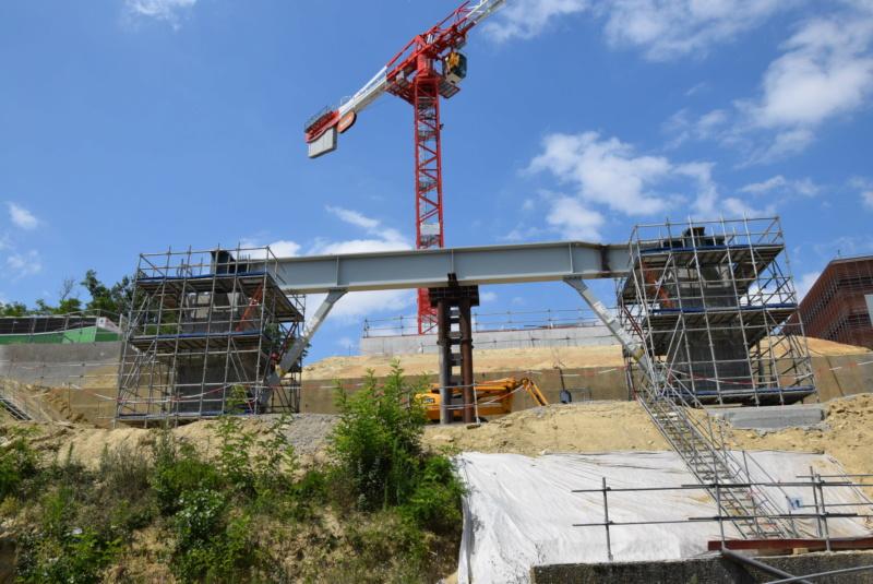 Construction téléphérique Téléo Toulouse - Page 2 Dsc_4850