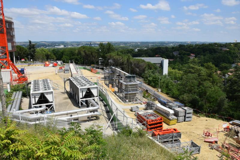 Construction téléphérique Téléo Toulouse - Page 2 Dsc_4853