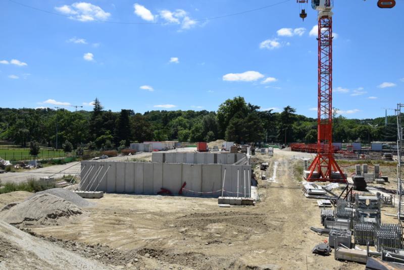 Construction téléphérique Téléo Toulouse - Page 2 Dsc_4854
