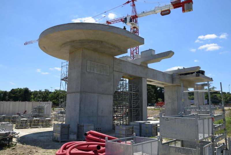 Construction téléphérique Téléo Toulouse - Page 2 Dsc_4856