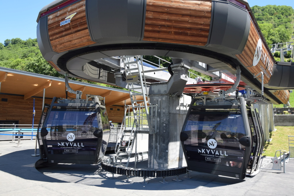 Télécabine débrayable 10 places (TCD10) Skyvall - Peyragudes / Loudenvielle Dsc_4869