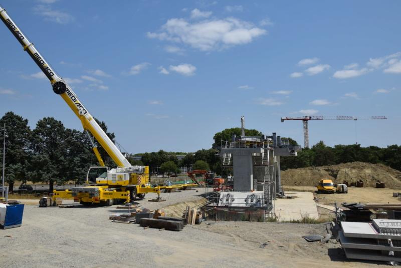 Construction téléphérique Téléo Toulouse - Page 2 Dsc_4901