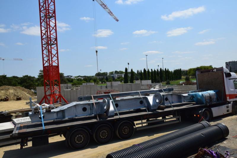 Construction téléphérique Téléo Toulouse - Page 2 Dsc_4903