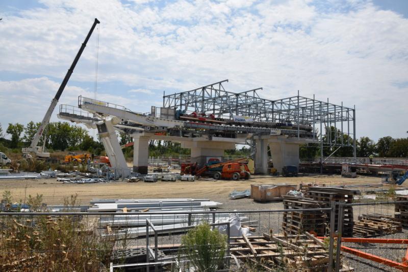 Construction téléphérique Téléo Toulouse - Page 2 Dsc_4913