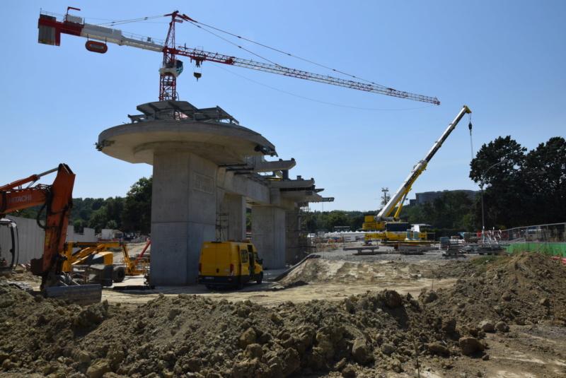 Construction téléphérique Téléo Toulouse - Page 2 Dsc_4927
