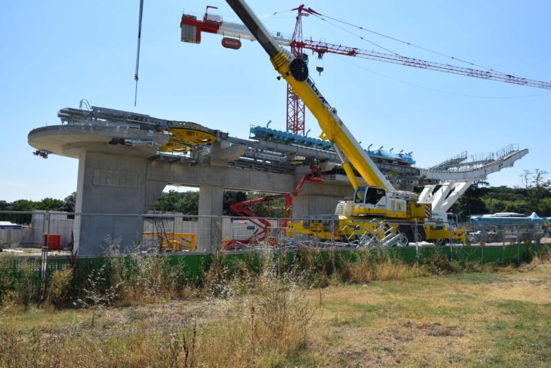 Construction téléphérique Téléo Toulouse - Page 2 Dsc_4971