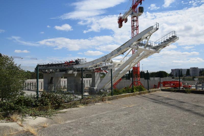 Construction téléphérique Téléo Toulouse - Page 2 Dsc_5020