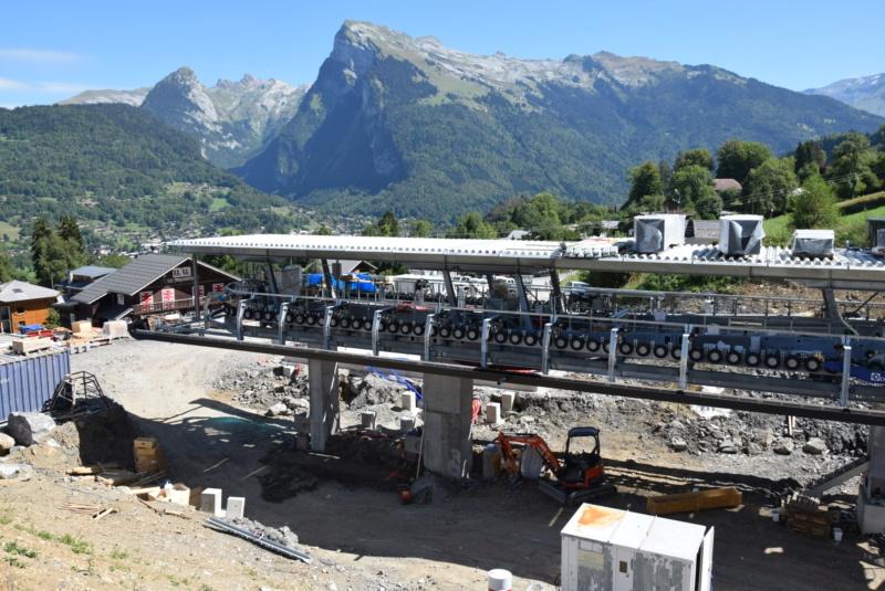 Remplacement télécabine débrayable de Vercland (Saix) - Samoëns Dsc_5035