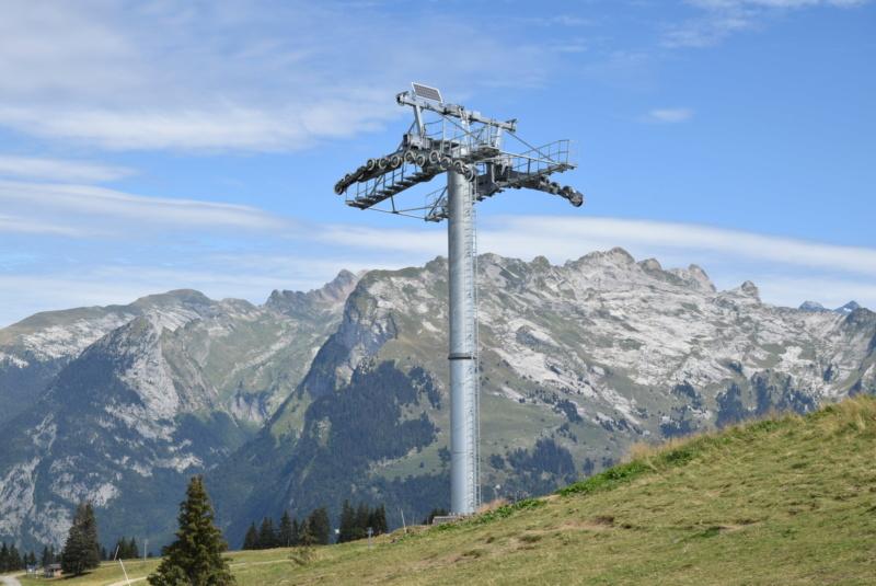 Remplacement télécabine débrayable de Vercland (Saix) - Samoëns Dsc_5052