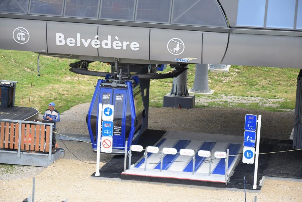 Téléporté mixte avec sièges et cabines Télémix TMX6/10 Belvédère Dsc_5064